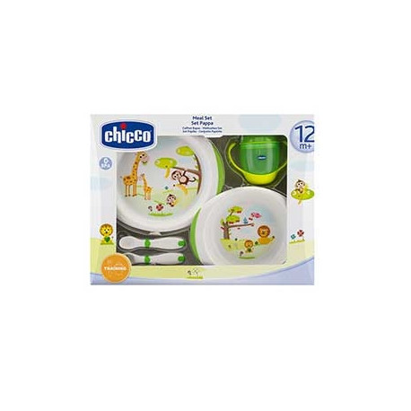 Chicco Set Pappa Easy Meal 12 Mesi