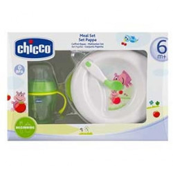 Chicco Set Pappacalda Easy Meal 6 Mesi
