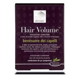 Hair Volume 30 Compresse