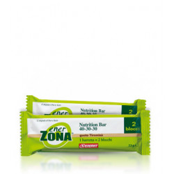 Enerzona Nutrition Bar 40-30-30 Tiramisu