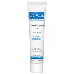 Uriage Keratosane 30% Urea Gel Crema 75 Ml