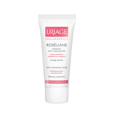 Uriage Roséliane Maschera Antirossore 40 Ml