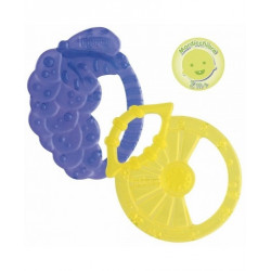 Chicco Massaggiagengive Soft Relax Silicone 2m+