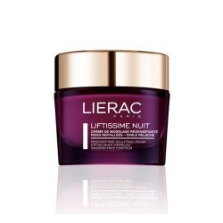 Lierac Liftissime Nuit Crema Nutriente 50 Ml