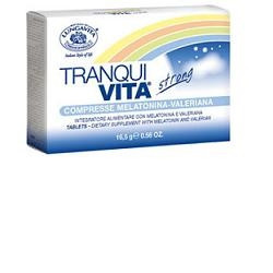 Tranquivita Strong 30 Compresse 560 Mg