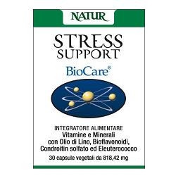 Stress Support 30 Capsule Vegetali