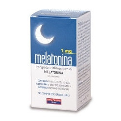 Vital Factors Melatonina 1 Mg 90 Compresse