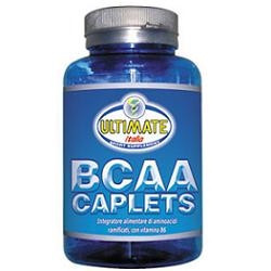 Ultimate Bcaa 400 Capsule