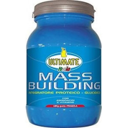 Ultimate Mass Building Fragola 1,8 Kg 1 Pezzo