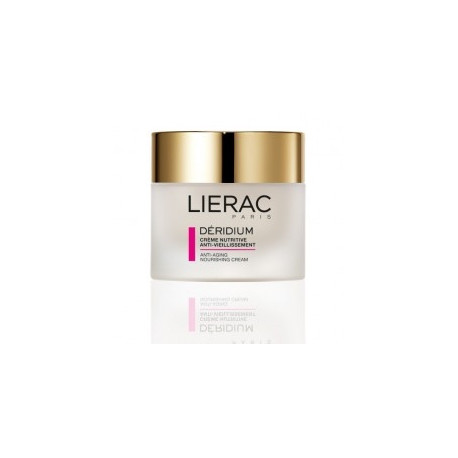 Lierac Déridium Crema Nutriente Anti-età 50 Ml