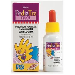 Pediatre Fluor 7 Ml Gocce