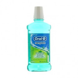 Oral B Collutorio Complete Antiplacca 500ml