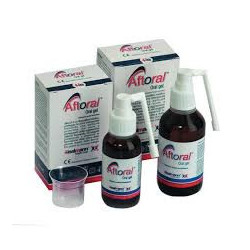 Aftoral Oral Gel Spray 100ml
