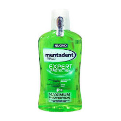 Mentadent Maximum Protection Collutorio 500 Ml