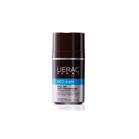 Lierac Homme Déo H24 Roll On 50 Ml