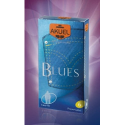 Akuel Blues 12 Preservativi
