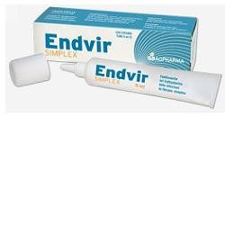 Endvir Simplex Lattoferrina 6% 5 Ml