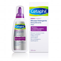Cetaphil Dermacontrol Mousse Viso 235ml