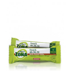 Enerzona Snack 40-30-30 Gusto Caramel/Toffee
