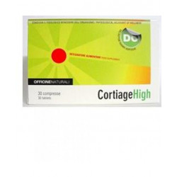 Cortiage High 30 Compresse 550mg