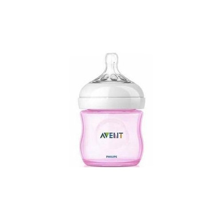 Avent Natural Biberon Rosa 330 Ml