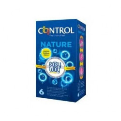 Control Nature Easy Way 6 Profilattici
