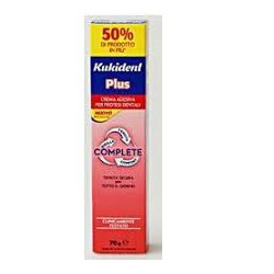 Kukident Complete Plus Crema 70gr