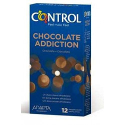 Control Chocolate Addiction 6 Profilattici