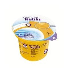Nutilis Aqua Gel The Al Limone 125 G 12 Pezzi