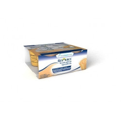 Resource Bevanda Gelificata Pesca 4 Vasetti 125 G