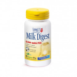 Longlife Milk Digest 60 Capsule