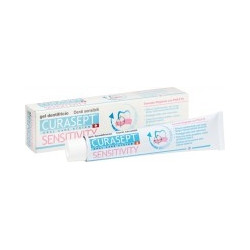 Curasept Sensivity Gel Dentifricio 75 Ml