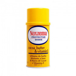 Noxzema Schiuma Barba Cocoa Butter 300 Ml