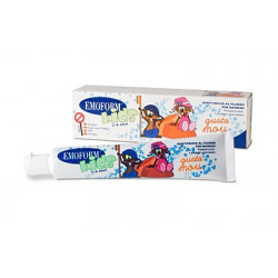 Emoform Kids Dentifricio Fragola 50 Ml
