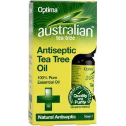 Austalian Antiseptic Tea Treeoil 10 Ml