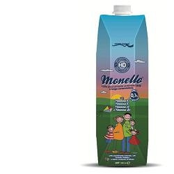 Monello Hd Latte Alta Digeribilita' 1 Litro