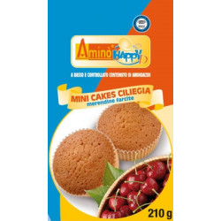 Amino Happy D Mini Cake Ciliegia 160g
