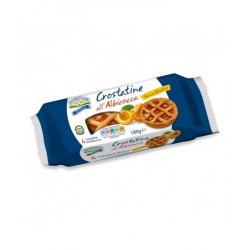 Happy Farm Crostatine All'albicocca 180g