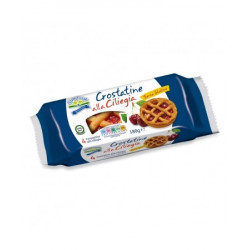 Happy Farm Crostatina Ciliegia 180g