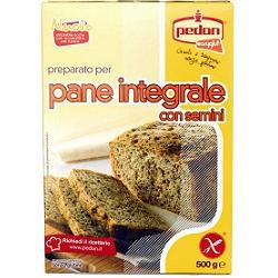 Easyglut Preparato Pane Integrale Semi 500 G