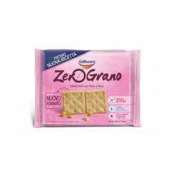 Zerograno Cracker Con Mais E Riso 320g