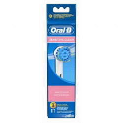 Oral B Testine Di Ricambio Eb S 17 Sensitive Clean