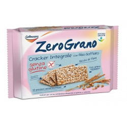 Zerograno Cracker Integrali 360g