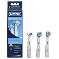 Oral B Testine Di Ricambio Ortho Care Essentials