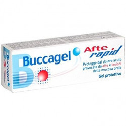 Buccagel Rapid Gel 10ml