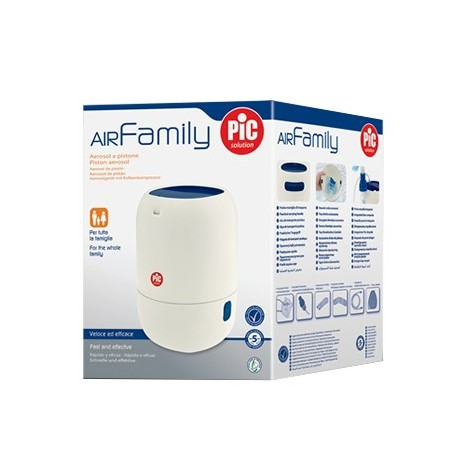 Pic Air Family Evolution Apparecchio Aerosol