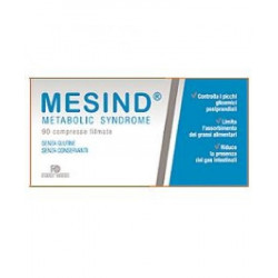 Mesind Metabolic Syndrome 90 Compresse