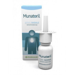 Pharmaluce Munatoril Spray Nasale 20ml