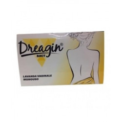 Dreagin Bact Lavanda Vaginale 5 Fiale 140ml