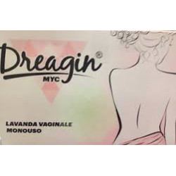 Dreagin Myc Lavanda Vaginale 5 Fiale 140ml